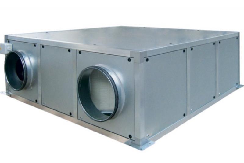 Impianti per il trattamento dell'aria